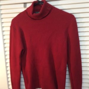 Ralph Lauren sweater petite Large